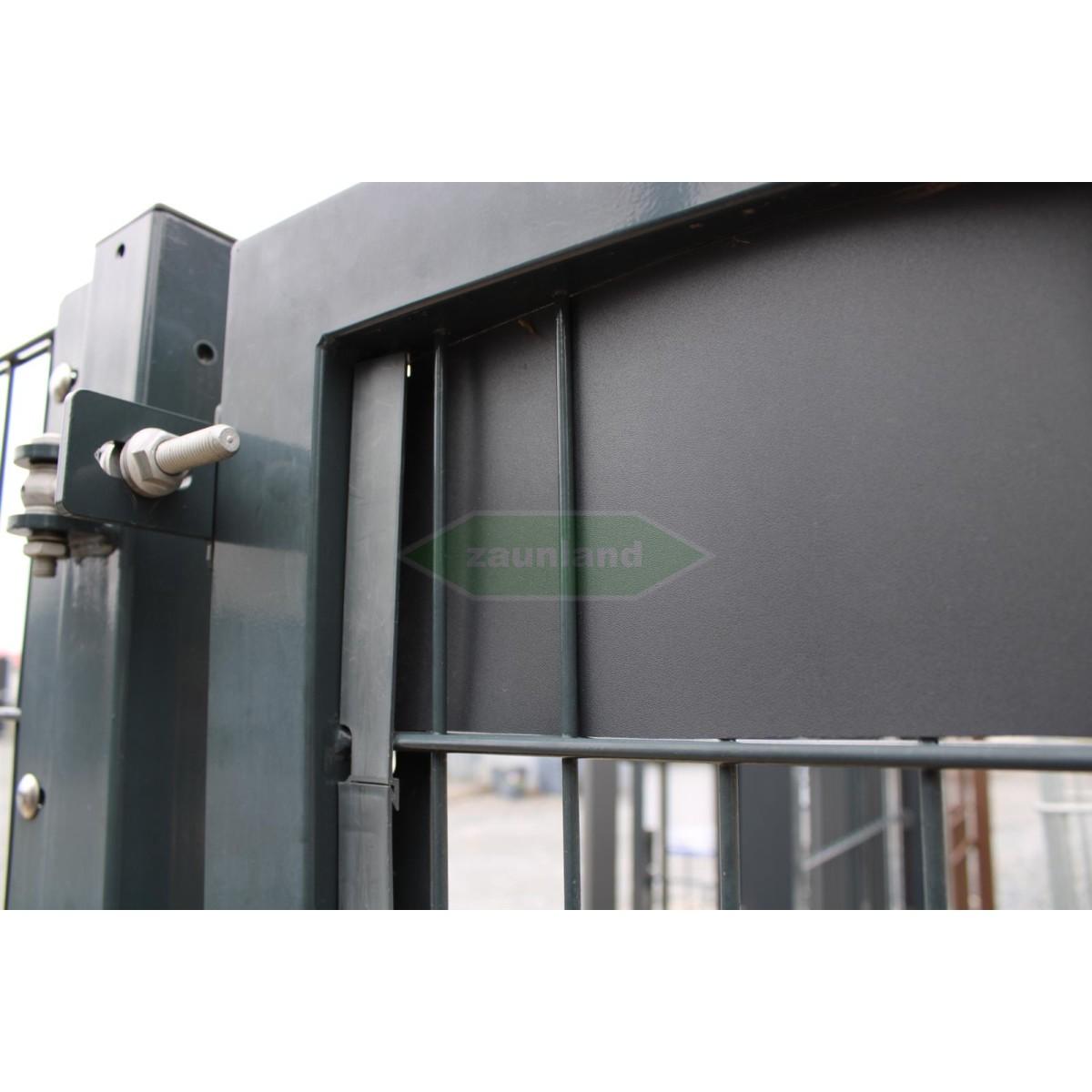 Sichtschutzzaun Kunststoff Klemme Sichtschutz Befestigungsprofil Cl